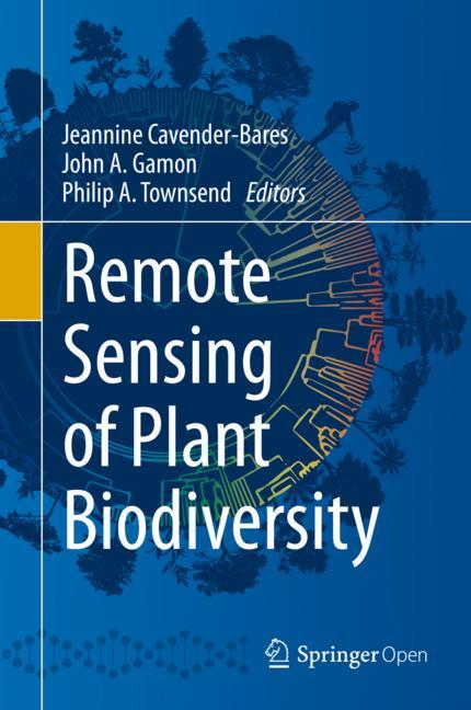 Cover of 'Remote Sensing of Plant Biodiversity'