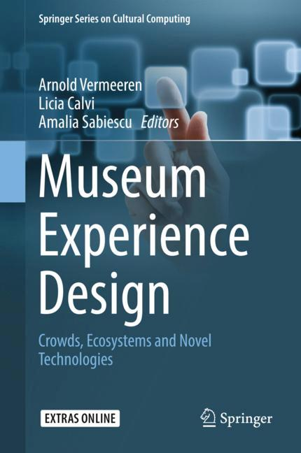 Cover of 'Museum Experience Design'