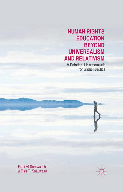 Cover of 'Human Rights Education Beyond Universalism and Relativism'