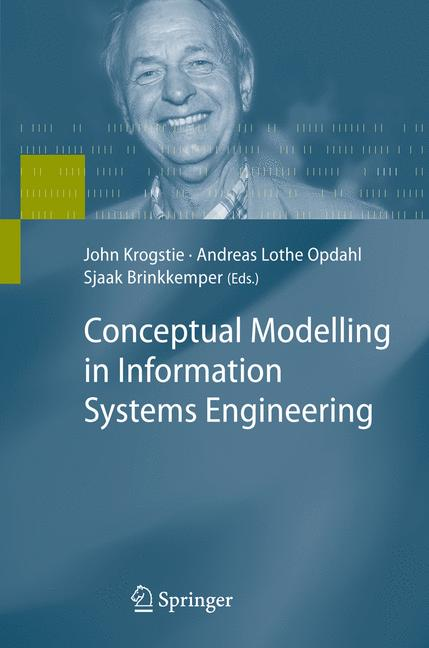 Cover of 'Conceptual Modelling in Information Systems Engineering'