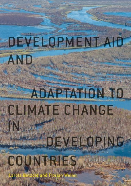 Cover of 'Development Aid and Adaptation to Climate Change in Developing Countries'