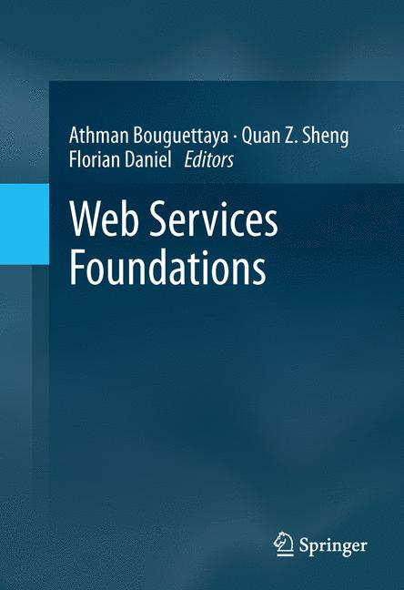 Cover of 'Web Services Foundations'