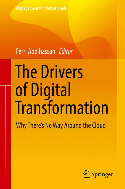 Cover of 'The Drivers of Digital Transformation'