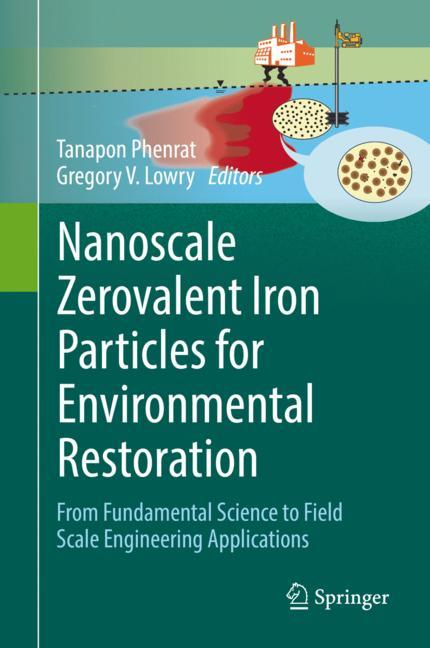 Cover of 'Nanoscale Zerovalent Iron Particles for Environmental Restoration'