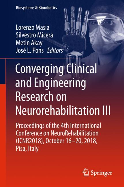 Cover of 'Converging Clinical and Engineering Research on Neurorehabilitation III'