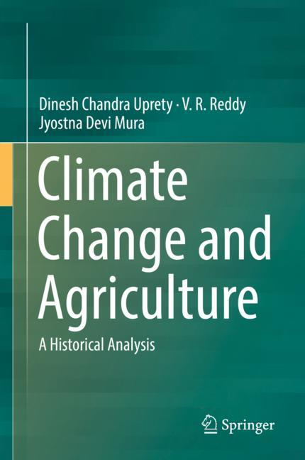 Cover of 'Climate Change and Agriculture'