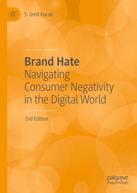 Cover of 'Brand Hate'