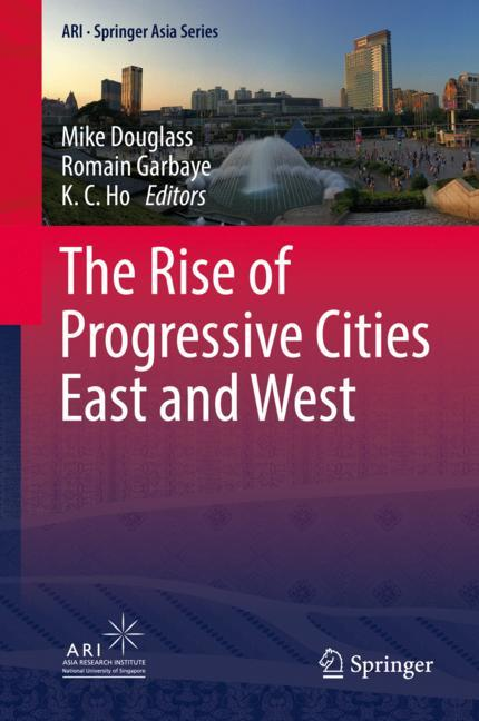 Cover of 'The Rise of Progressive Cities East and West'