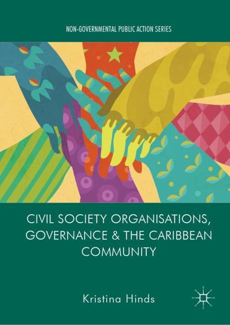 Cover of 'Civil Society Organisations, Governance and the Caribbean Community'