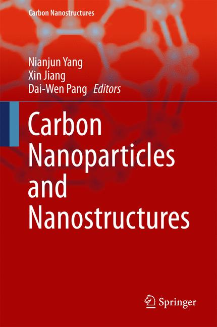 Cover of 'Carbon Nanoparticles and Nanostructures'