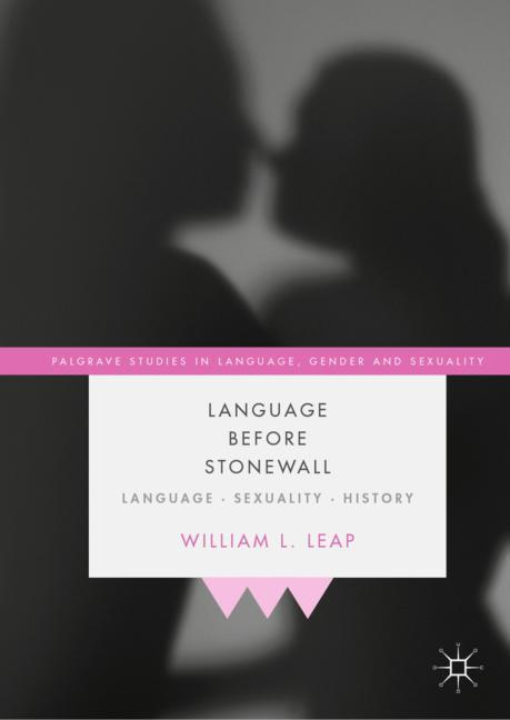 Cover of 'Language Before Stonewall'