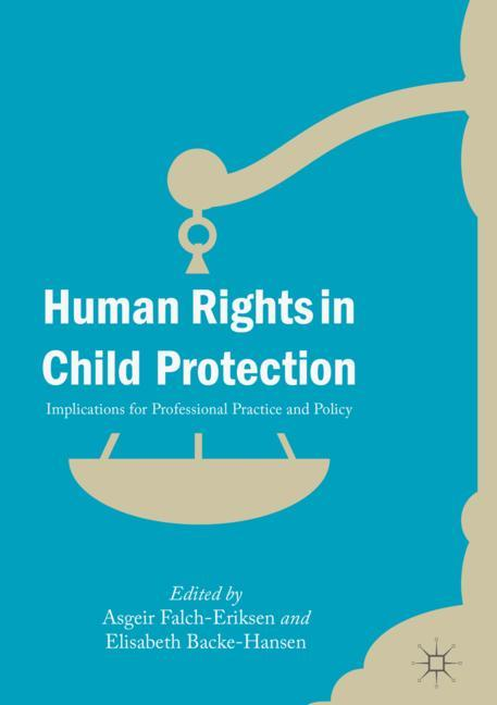 Cover of 'Human Rights in Child Protection'