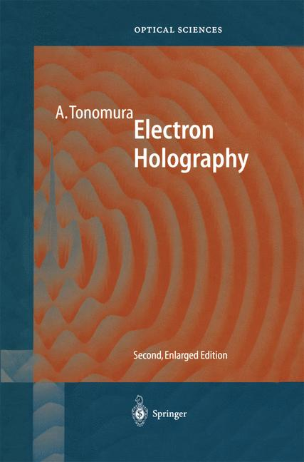 Cover of 'Electron Holography'
