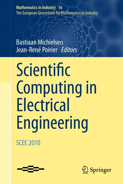 Cover of 'Scientific Computing in Electrical Engineering SCEE 2010'