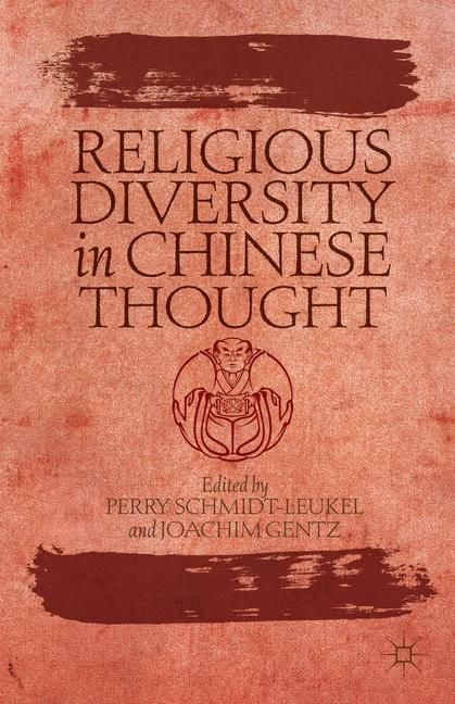 Cover of 'Religious Diversity in Chinese Thought'