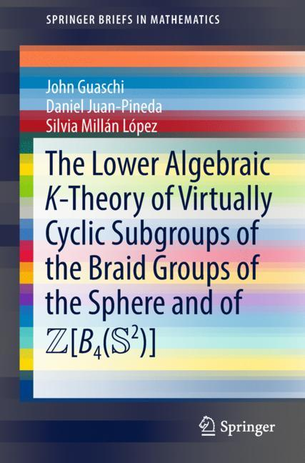 Cover of 'The Lower Algebraic K-Theory of Virtually Cyclic Subgroups of the Braid Groups of the Sphere and of ZB4(S2)'