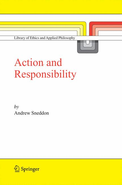 Cover of 'Action and Responsibility'