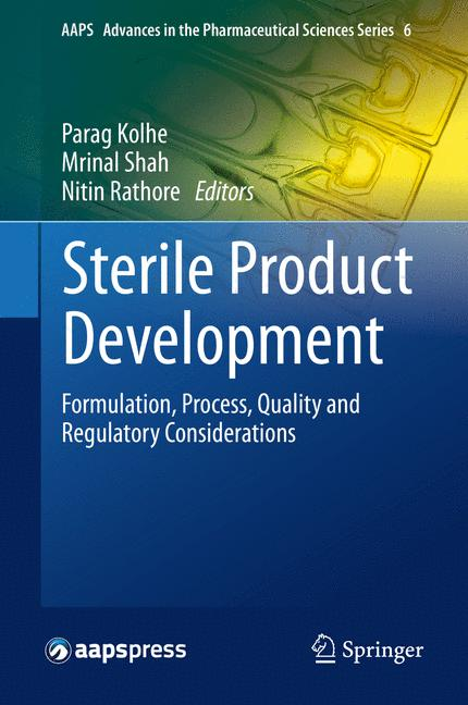 Cover of 'Sterile Product Development'