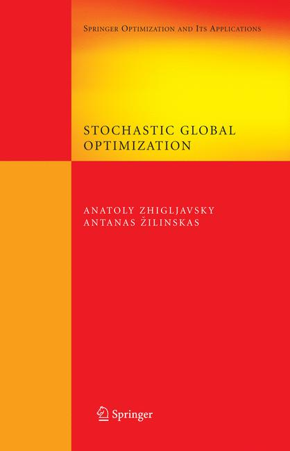 Cover of 'Stochastic Global Optimization'