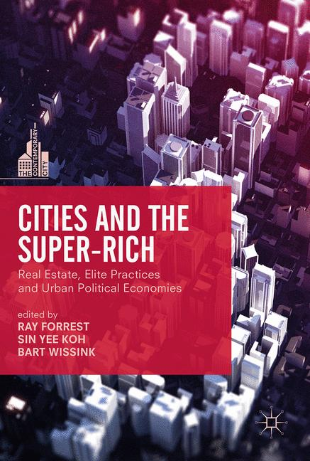 Cover of 'Cities and the Super-Rich'