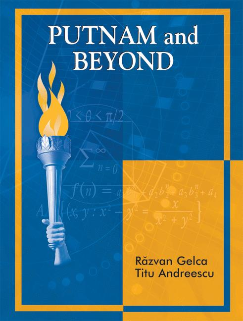 Cover of 'Putnam and Beyond'