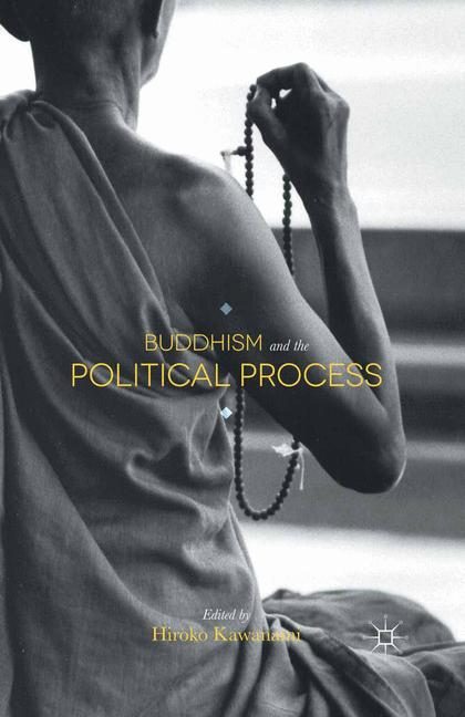 Cover of 'Buddhism and the Political Process'
