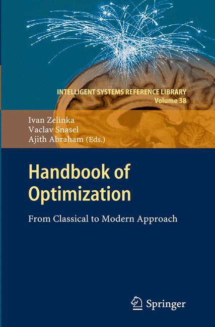 Cover of 'Handbook of Optimization'