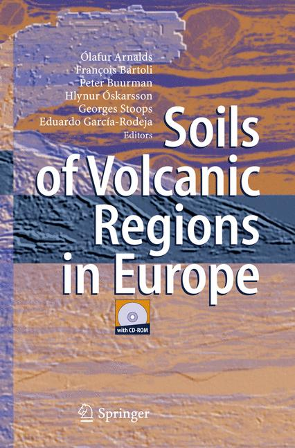 Cover of 'Soils of Volcanic Regions in Europe'
