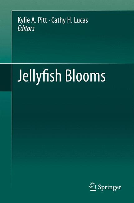 Cover of 'Jellyfish Blooms'