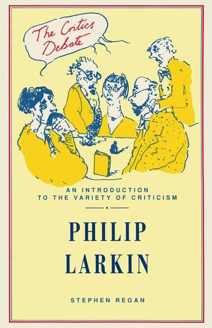 Cover of 'Philip Larkin'