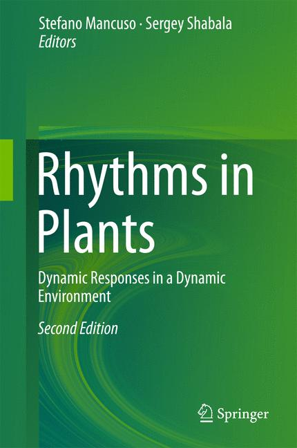 Cover of 'Rhythms in Plants'