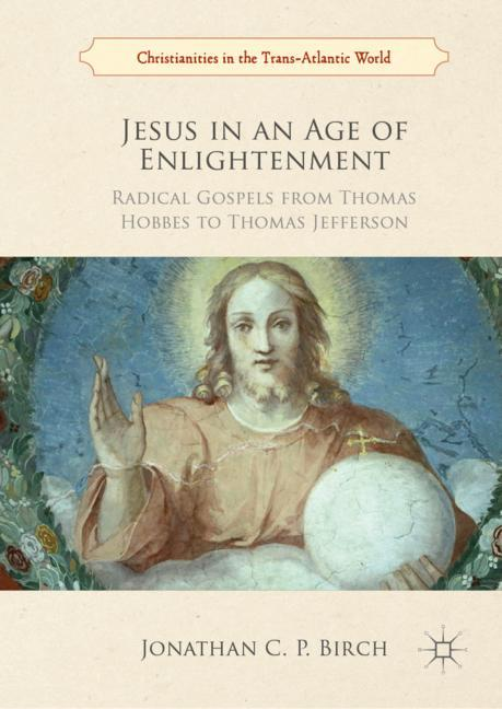 Cover of 'Jesus in an Age of Enlightenment'