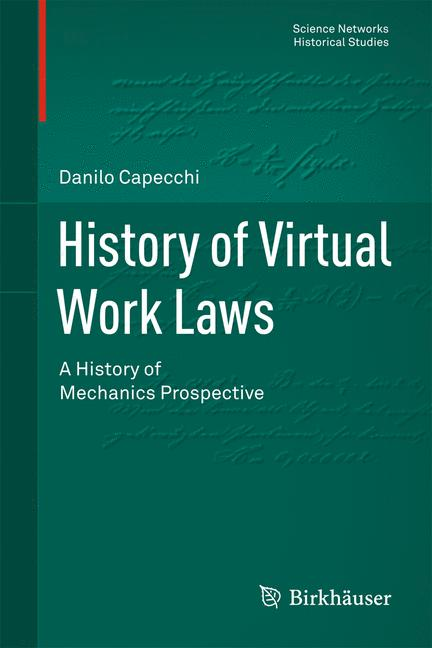 Cover of 'History of Virtual Work Laws'