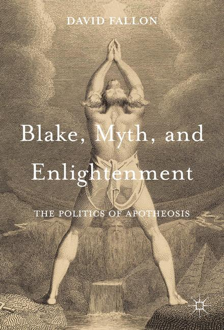 Cover of 'Blake, Myth, and Enlightenment'