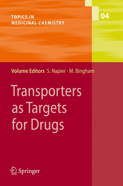 Cover of 'Transporters as Targets for Drugs'