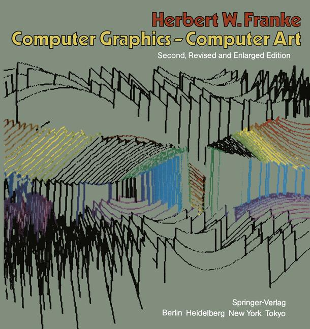 Cover of 'Computer Graphics — Computer Art'