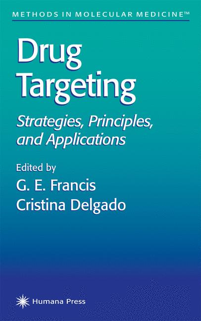 Cover of 'Drug Targeting'