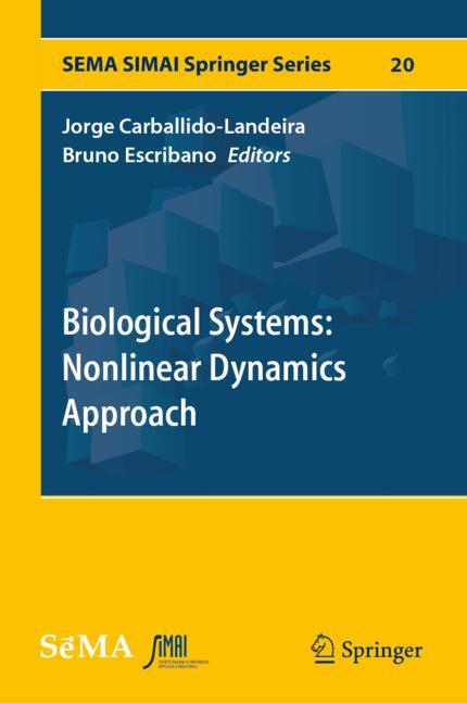 Cover of 'Biological Systems: Nonlinear Dynamics Approach'
