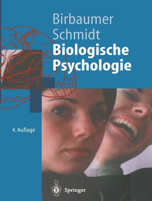 Cover of 'Biologische Psychologie'