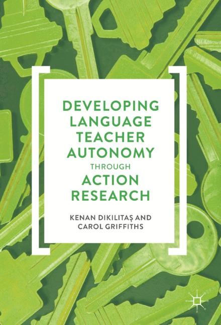 Cover of 'Developing Language Teacher Autonomy through Action Research'