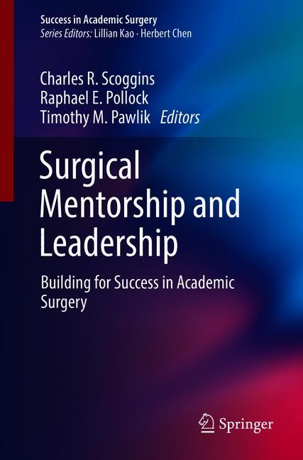 Cover of 'Surgical Mentorship and Leadership'