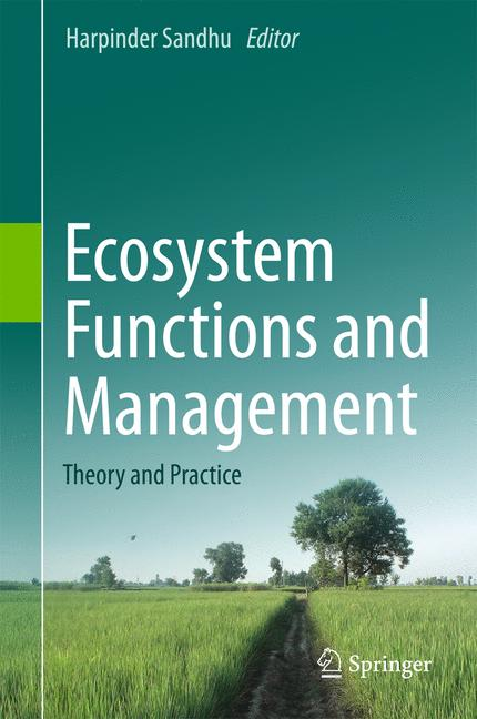 Cover of 'Ecosystem Functions and Management'