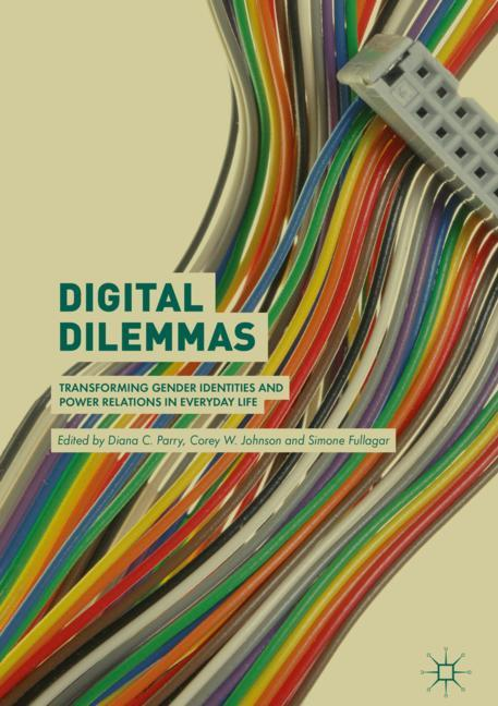 Cover of 'Digital Dilemmas'