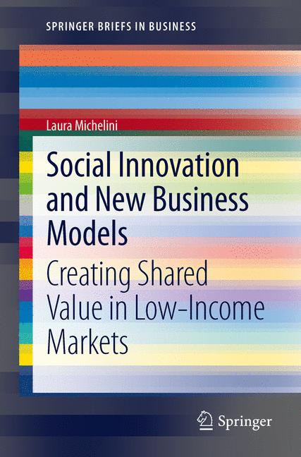 Cover of 'Social Innovation and New Business Models'