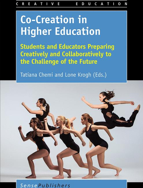 Cover of 'Co-Creation in Higher Education'