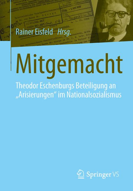 Cover of 'Mitgemacht'