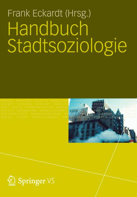 Cover of 'Handbuch Stadtsoziologie'