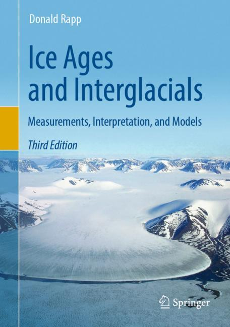 Cover of 'Ice Ages and Interglacials'