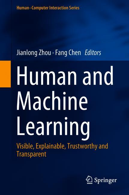 Cover of 'Human and Machine Learning'