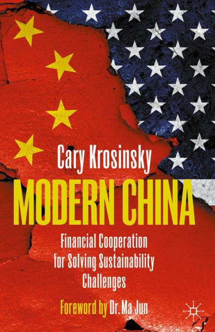 Cover of 'Modern China'